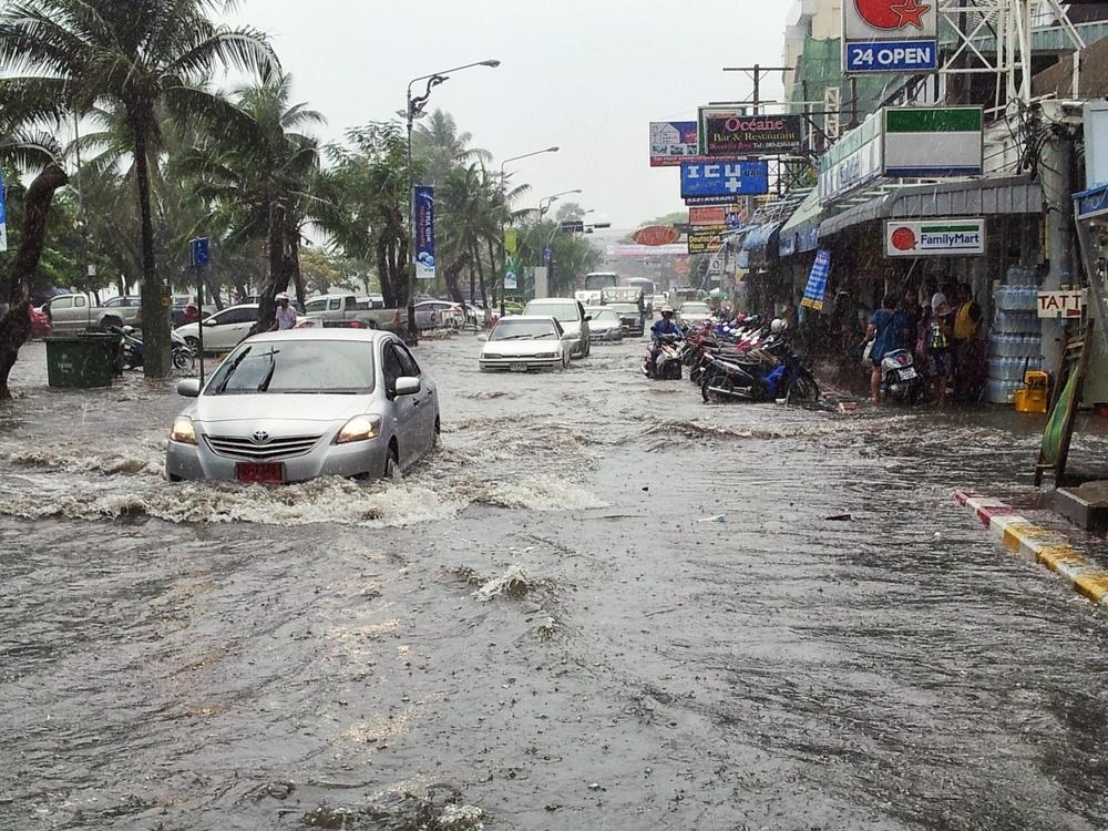 significado de sonhar com enchente