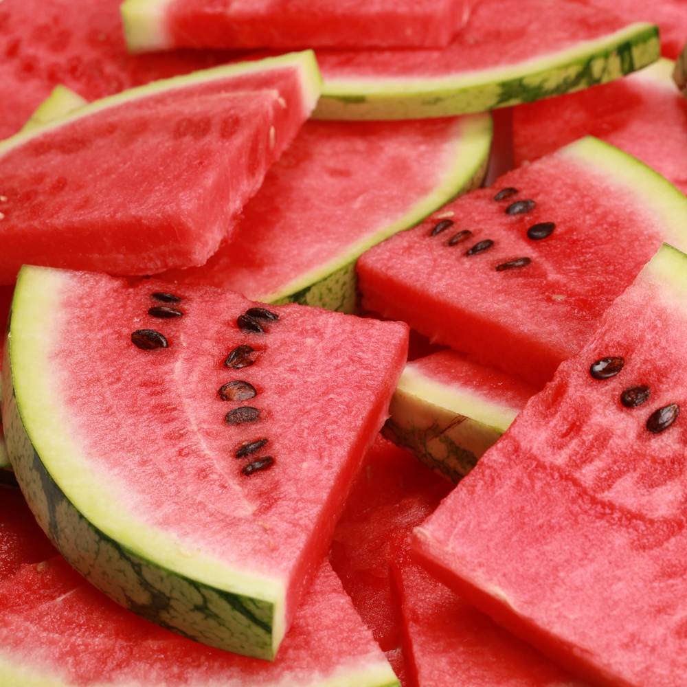 sonhar com melancia doce