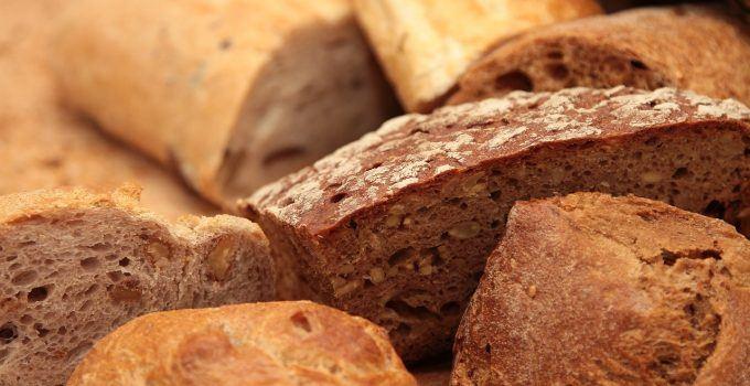 sonhar com pães